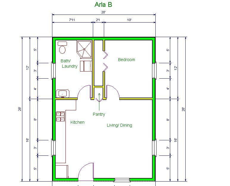 Tranquil Cottages Tranquil Floor Plans Garage Apartment Floor