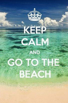 I Love Summer:) · Keep Calm WallpaperStunning WallpapersPerfect SayingsKeep  Calm QuotesBeach ...