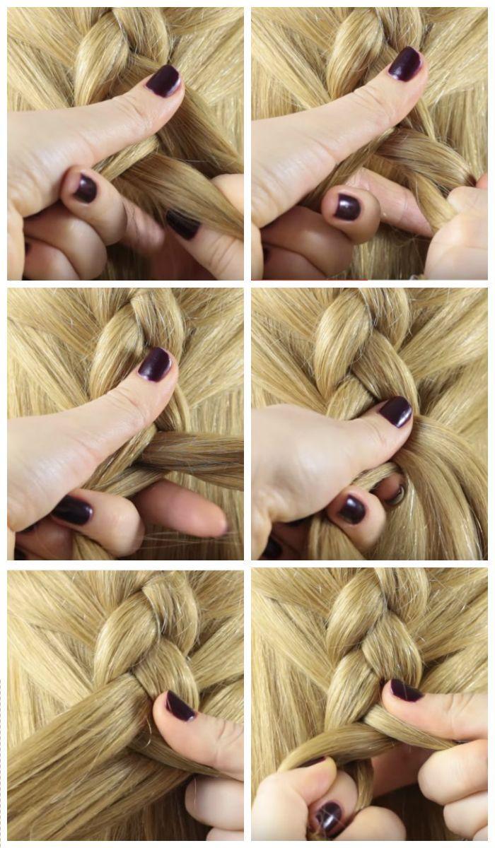 коса картинки пошаговое фото счастливо свете