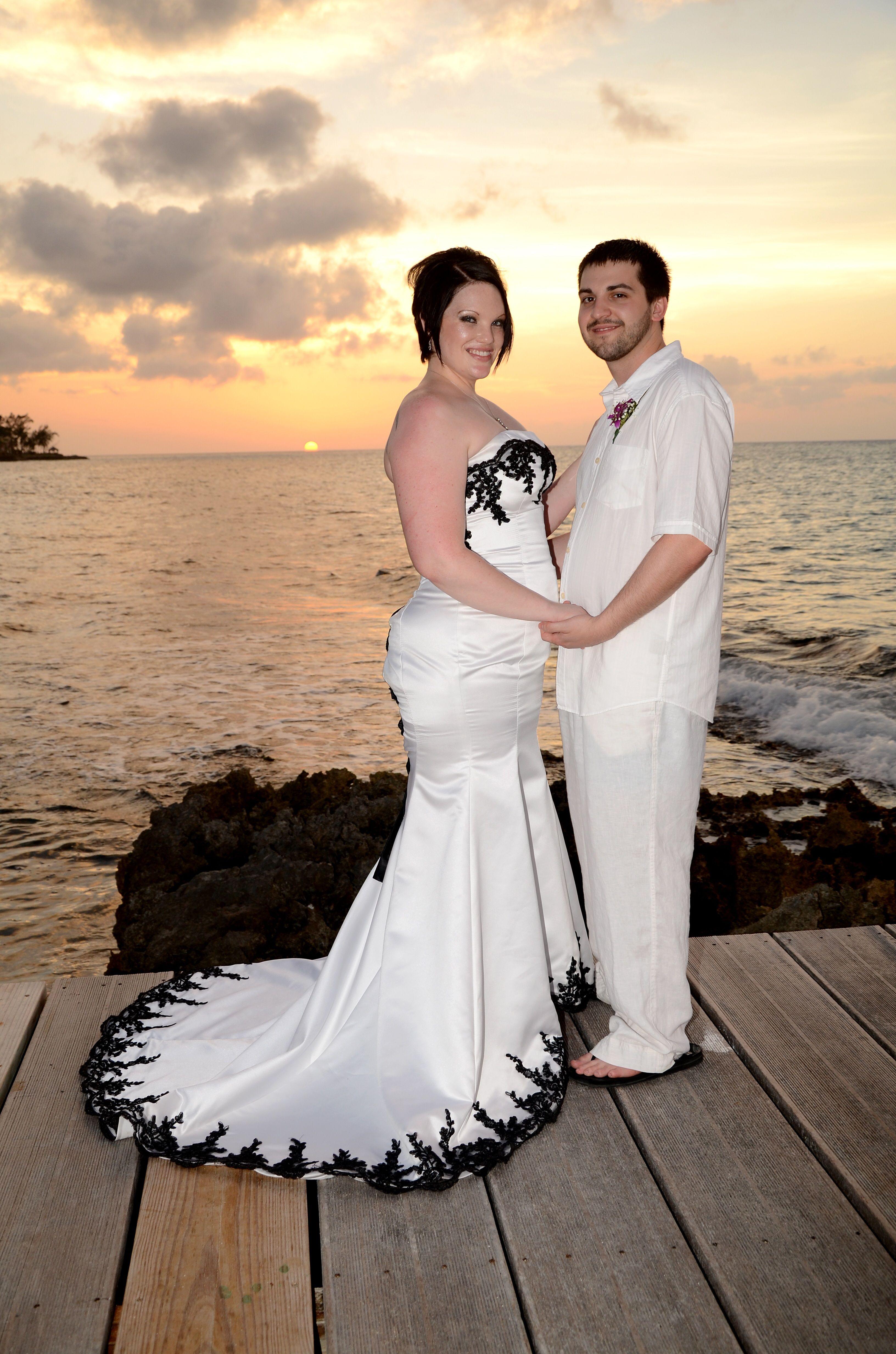 Wedding At S Tower Isle Jamaica Stowerisle Sunsetwedding Jamaicansunset