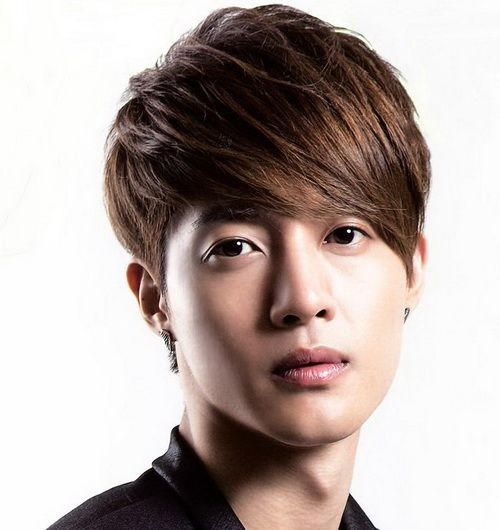 Outstanding 1000 Images About Guy Hairstyle On Pinterest Korean Hairstyles Short Hairstyles For Black Women Fulllsitofus