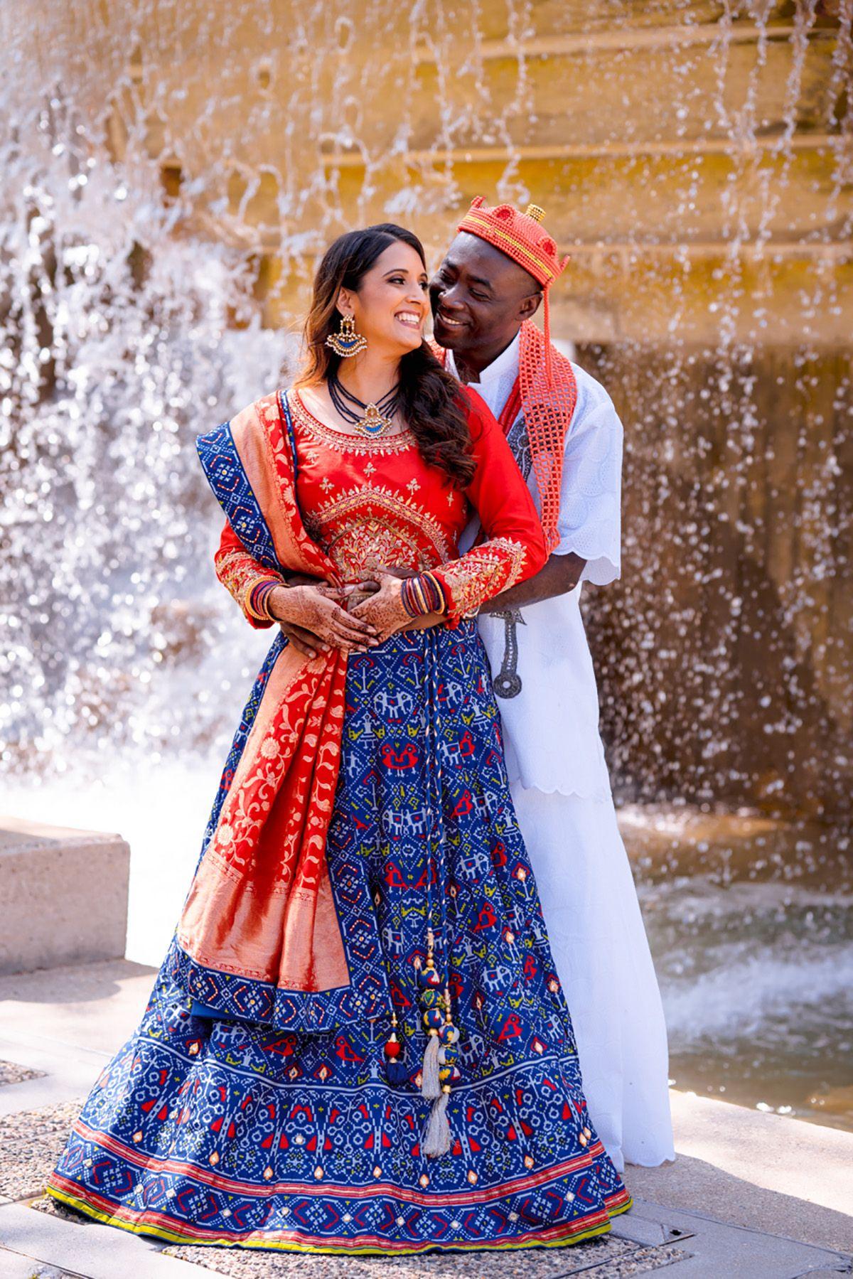 Indian man girl white Why Do
