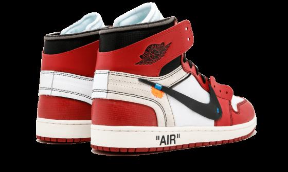 Franco Menagerry profundizar  How to get original Nike Off-White Air Jordan 1 Red   Air jordans, Red  sneakers, Best sneakers