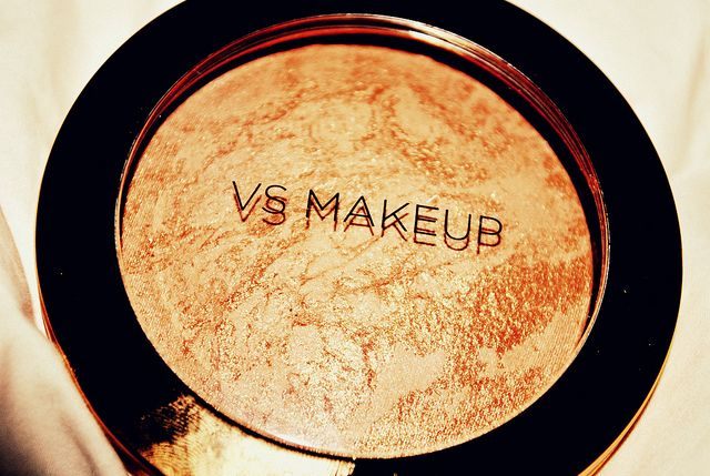 I use Victoria's Secret bronzer for blush. it is really amazing and is only about 16 dollars. I have really sensitive skin and I do not break out from it. The makeup last a long time. About a year.