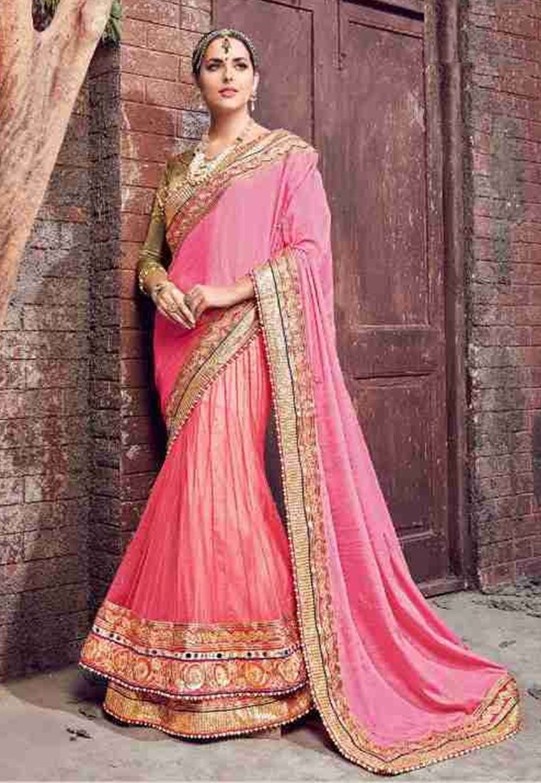 Fashion and you lehenga saree 35
