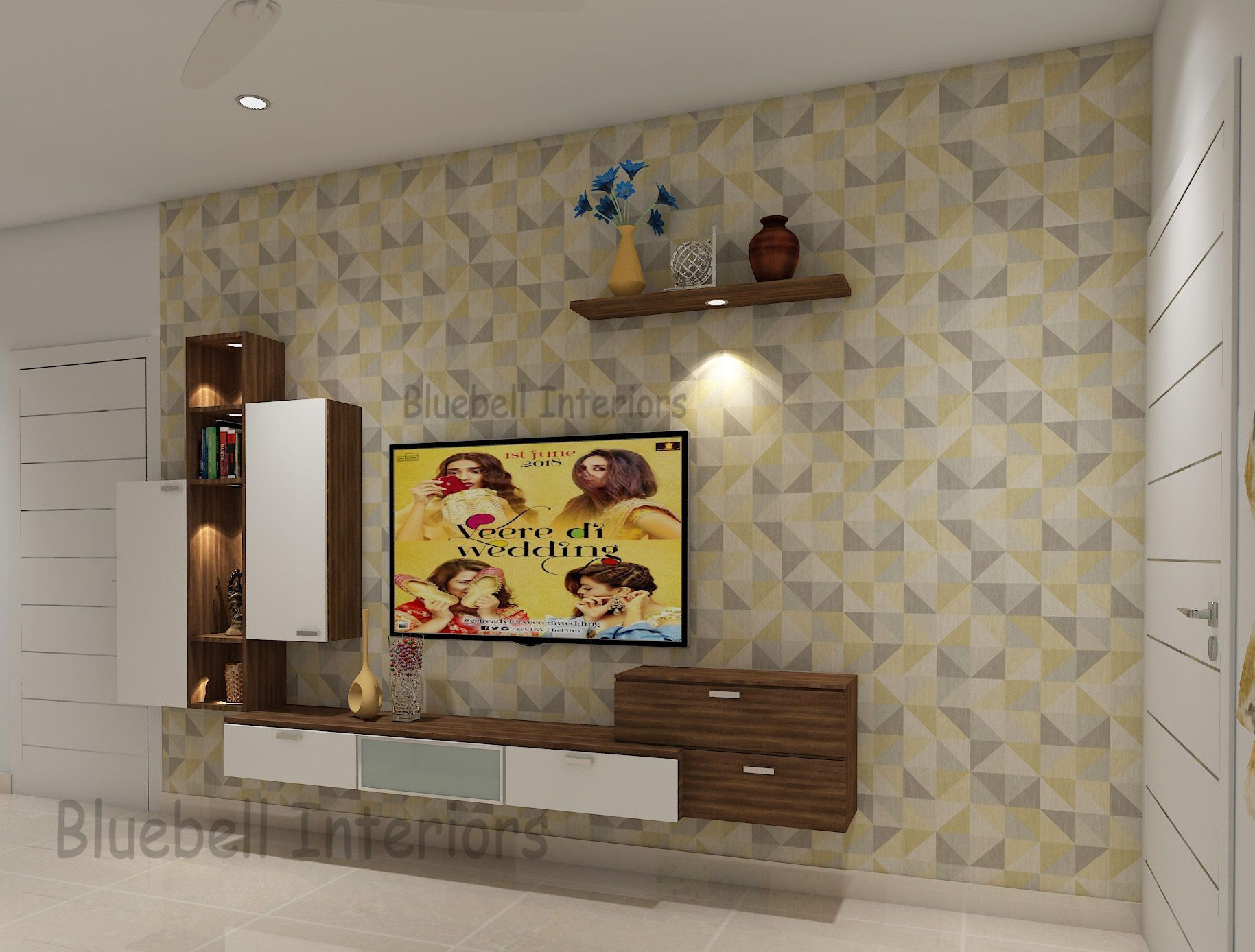 Tv Unit Indian Tv Unit Decor Living Room Decor Inspiration Funky Living Rooms