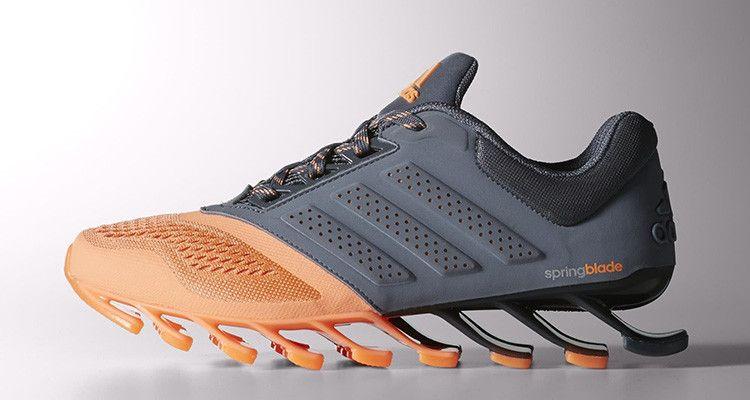 adidas springblade drive Gris flash orange 1 1 1 adidas Pinterest dcbaef