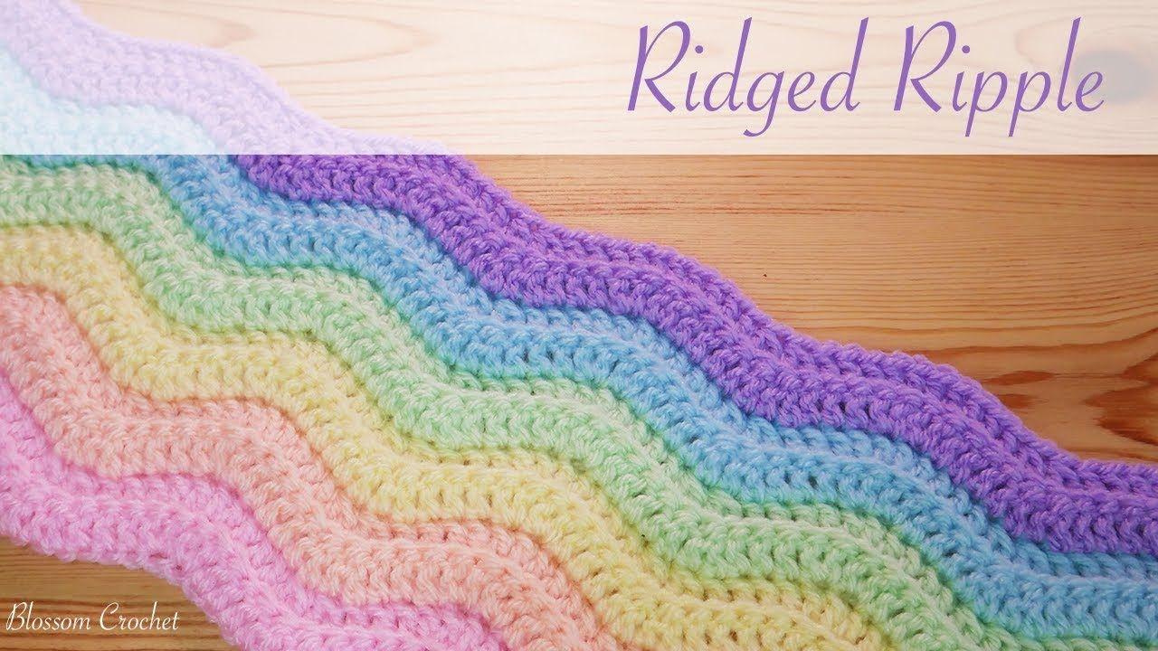 Ripple Pattern Crochet Blanket Fiber Flux Awesome Chevrons 15 Free Crochet Patterns Crochet Ripple Blanket Crochet Ripple Crochet Baby Blanket Free Pattern
