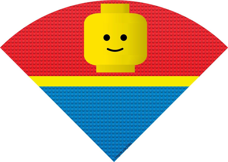 Fiesta de Lego: Imprimibles para Fiestas y Cajas para Imprimir ...