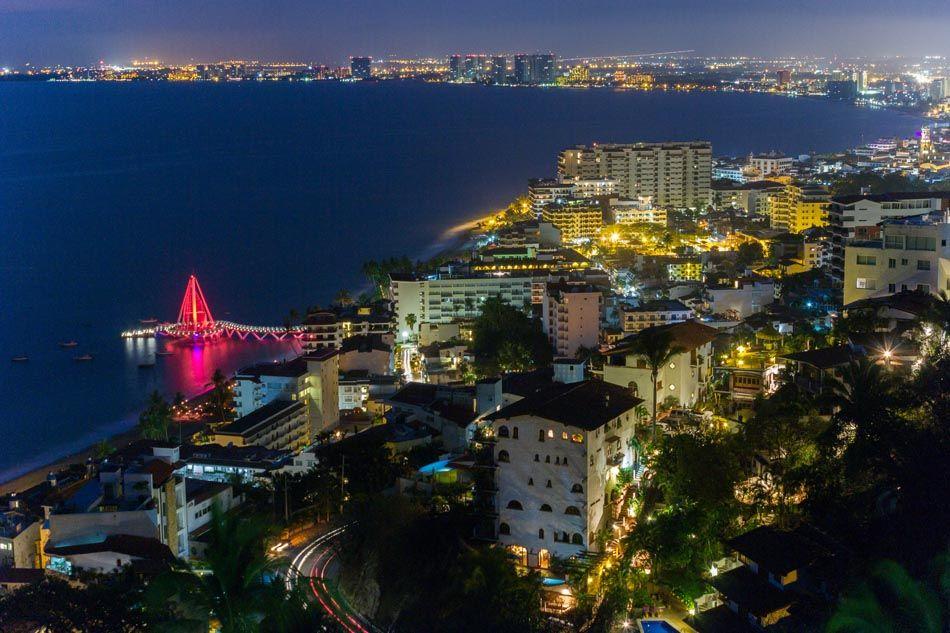 Vista Zona Sur y Hotelera
