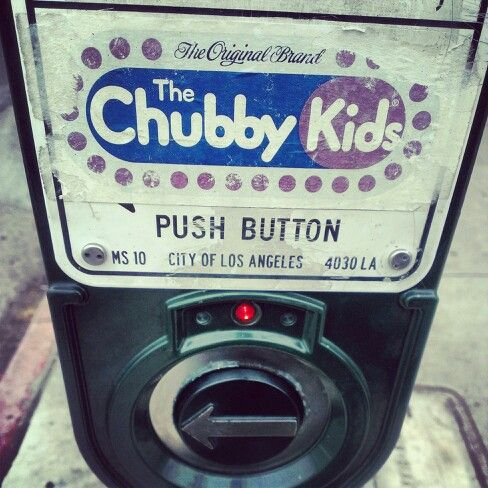 Sticker #art in #LosFeliz #chubby #kids
