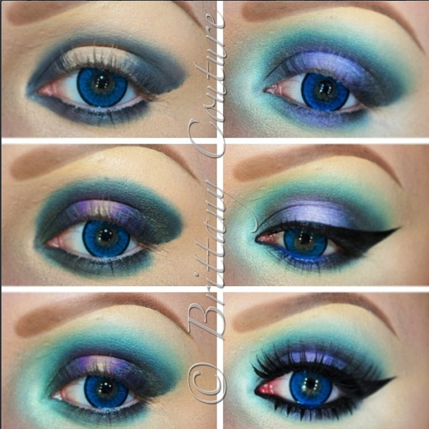 brittany couture (With images) Artistry makeup