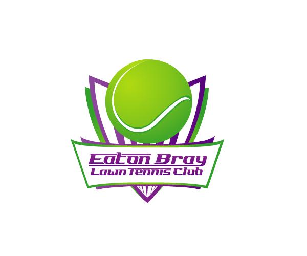 Eaton Bray Lawn Tennis Club Logo Logo Design Examples Tennis Posters Logo Design