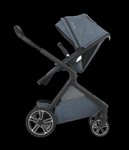 Nuna Demi Grow Stroller Aspen Double Strollers