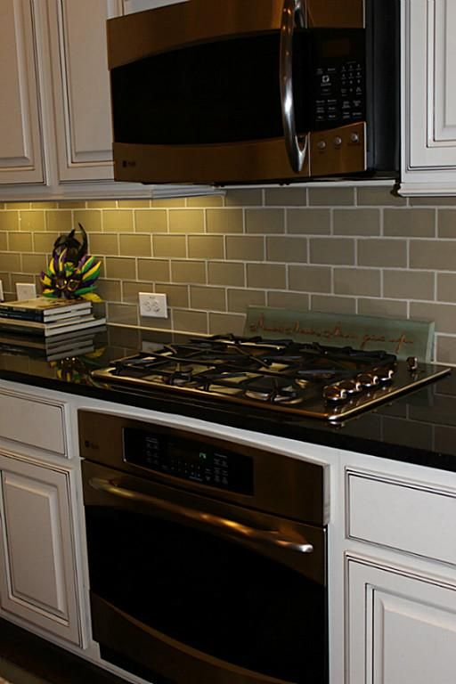 Ge Profile Stainless Steel Liances Built In Stove Top W Oven Beneath