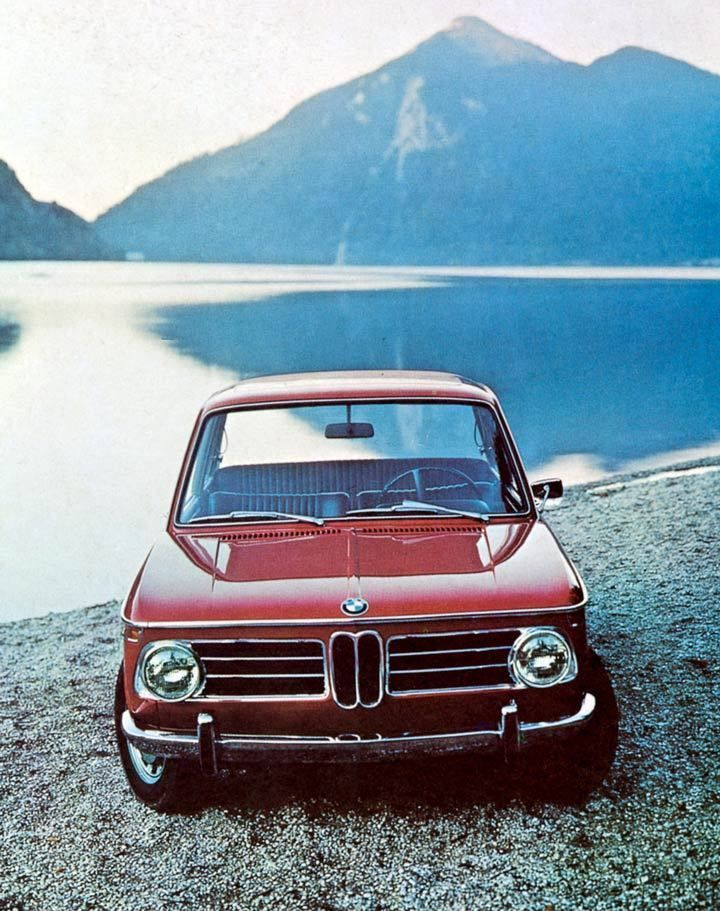 1971 BMW 2002 http//www.turrifftyres.co.uk クラシックカー