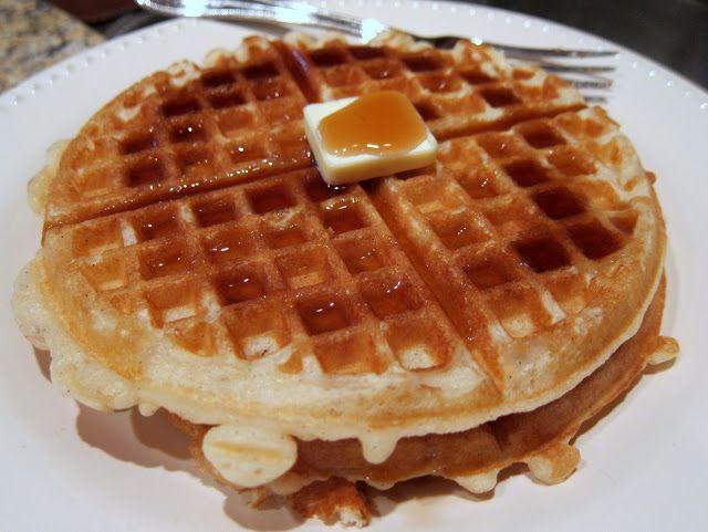 Waffle of Insane Greatness | Plain Chicken