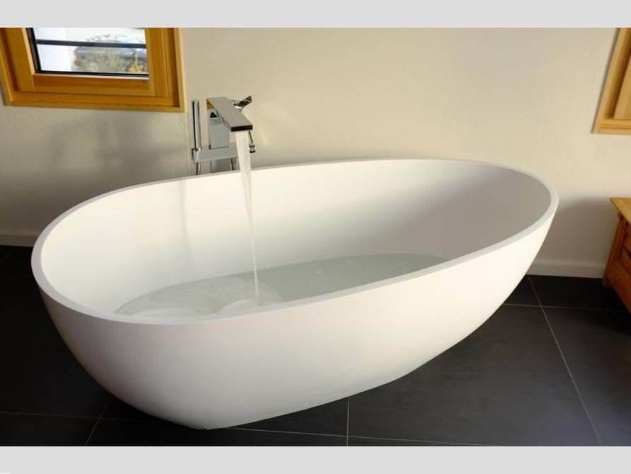 Badezimmer Becken ~ Neg waschbecken uno a groß oval aufsatz waschschale waschtisch