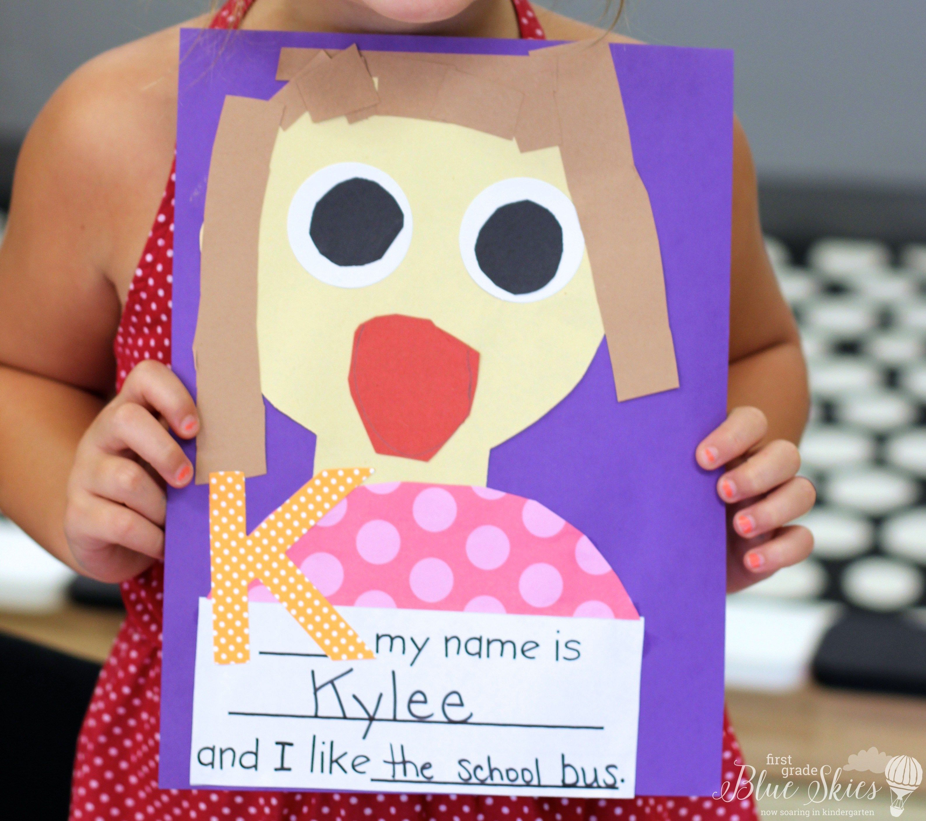 Back to school activities and i am even sharing a first