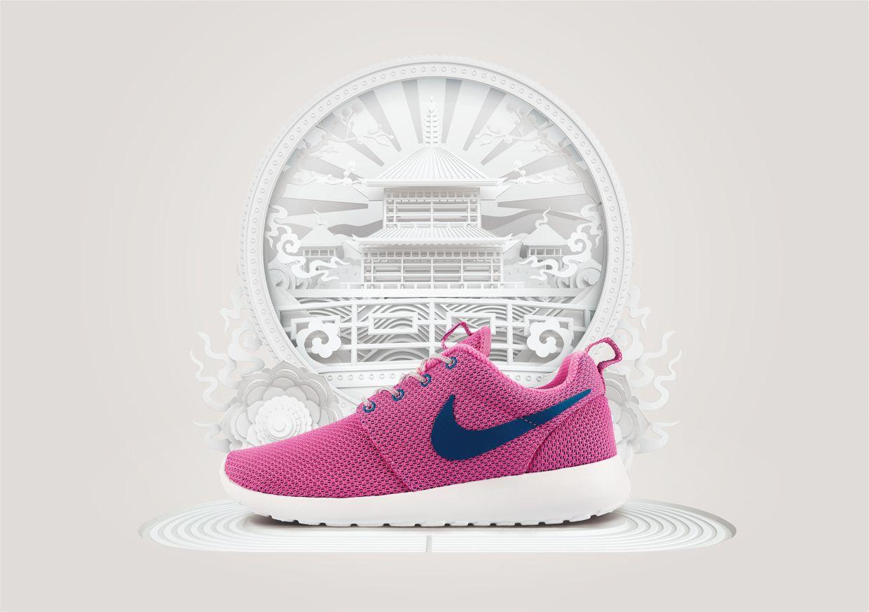 Aw Lab Señor Nike Roshe Run Lanzamiento En Behance Señor Lab Entrenador Pinterest 435a0f
