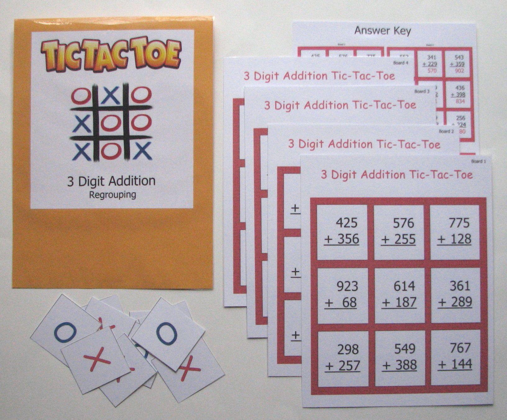 Pin On Math Center Games [ 1350 x 1632 Pixel ]