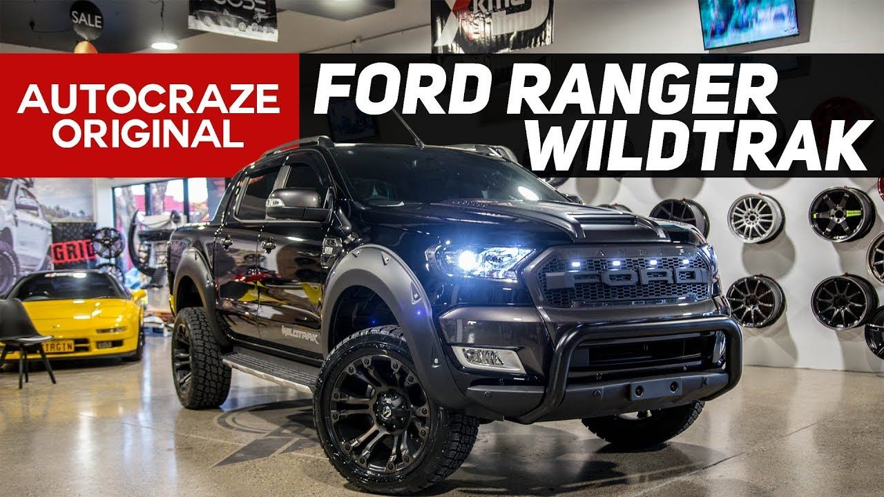 Onslaught Ford Ranger Fuel Vapor Wheels Tyres Flares More Ford Ranger Ford Ranger Wildtrak Ranger