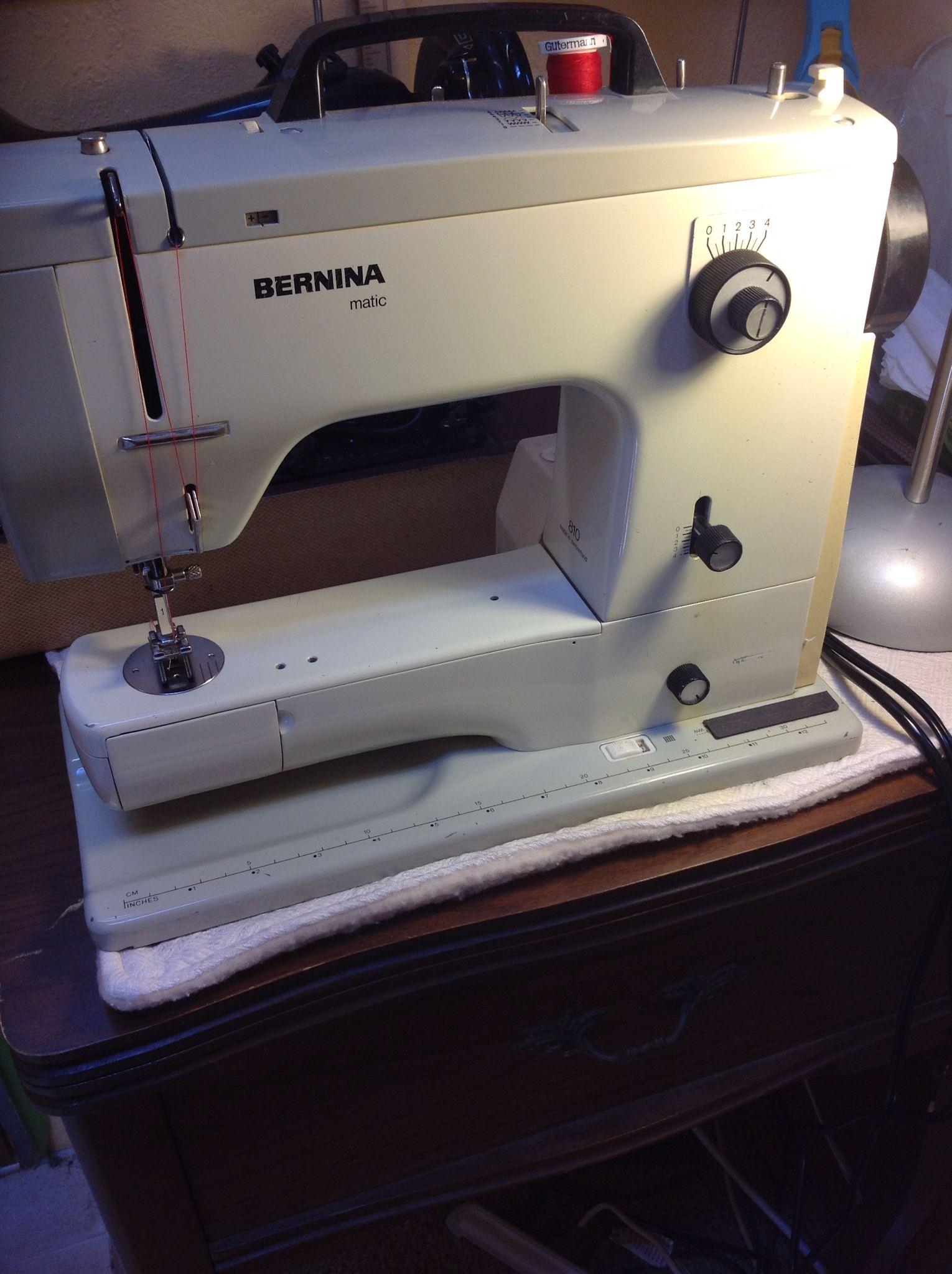Bernina 810 Minimatic Sewing Machines