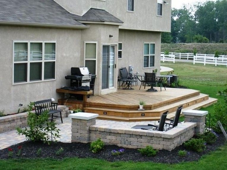 36 Remakable Small Patio Design Ideas On A Budget - Page ...