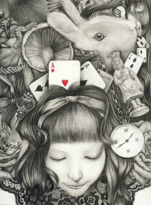 Alice's dream    Kaori Ogawa