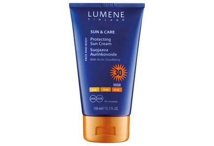 Lumene Sun & Care Suojaava Aurinkovoide SK 30 150 ml