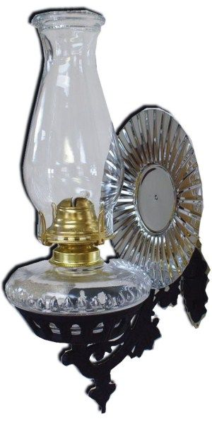 Love These Old Fashioned Wall Mounted Oil Lamps For Real