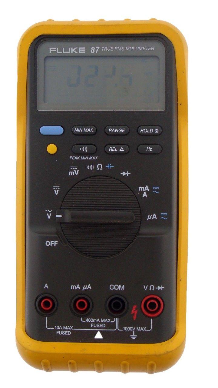 pin by plano pawn shop on tools pinterest tools electrical rh pinterest com Fluke Instruction Manual Fluke 88 User Guide