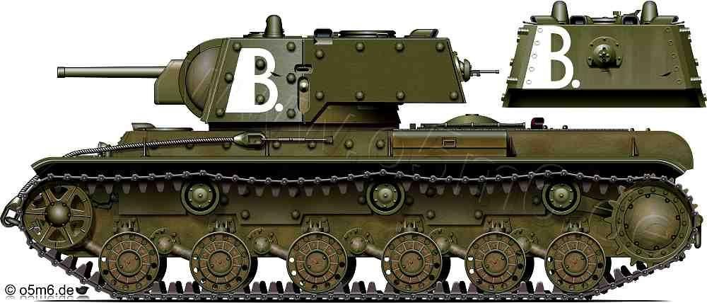 Фото русских и немецких танков с боку