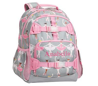 Large Backpack Mackenzie Glitter Ballerina Collection