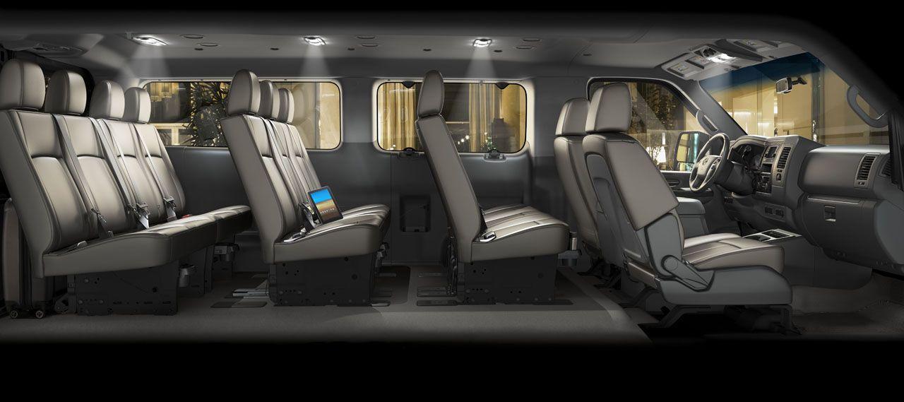 Nissan NV 12 Penger | Travel | Pinterest