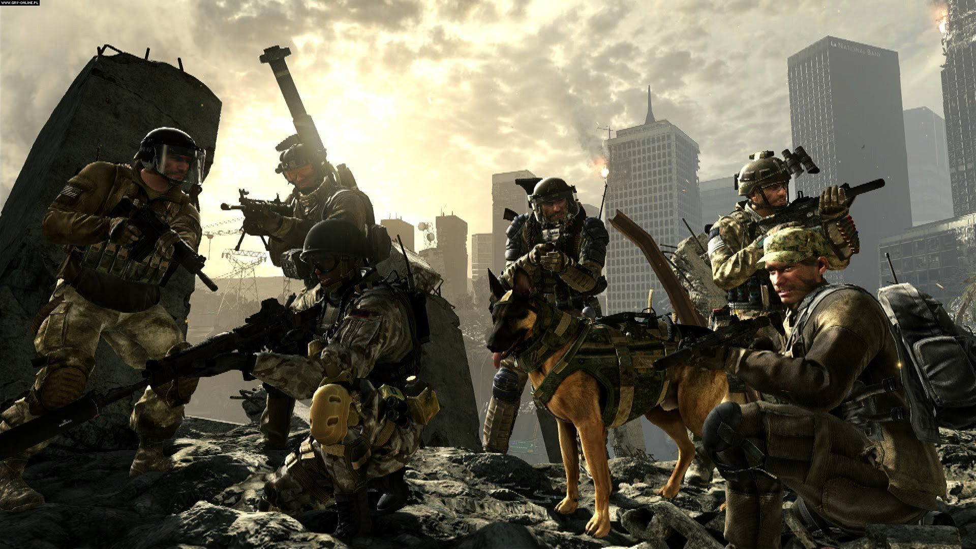 Call Of Duty Ghosts Wallpapers Gamerstarget 19201200 Call