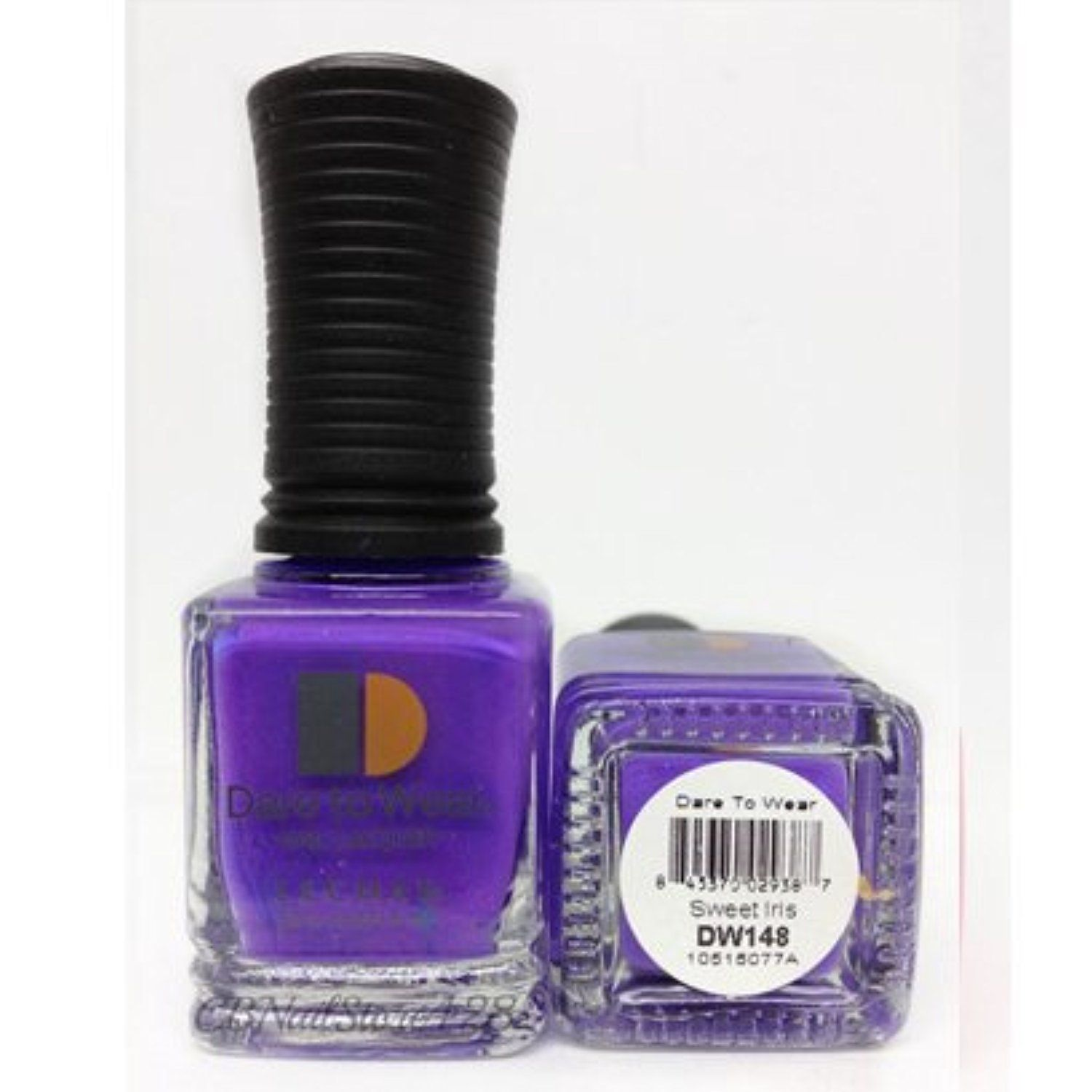 LECHAT Dare to Wear Nail Polish, Sweet Iris, 0.500 Ounce by LeChat ...