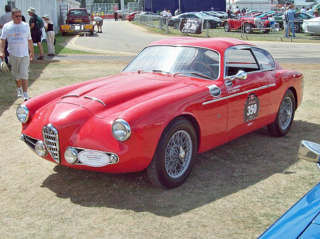 28 Alfa Romeo 1900C Super Sprint Zagota (1957)   Flickr - Photo Sharing!