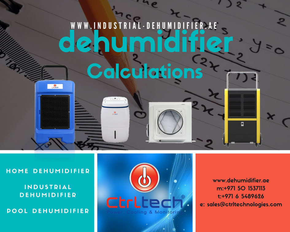 How To Do Dehumidifier Calculation Or Dehumidifier Sizing Dehumidifiers The Unit Indoor Swimming Pools