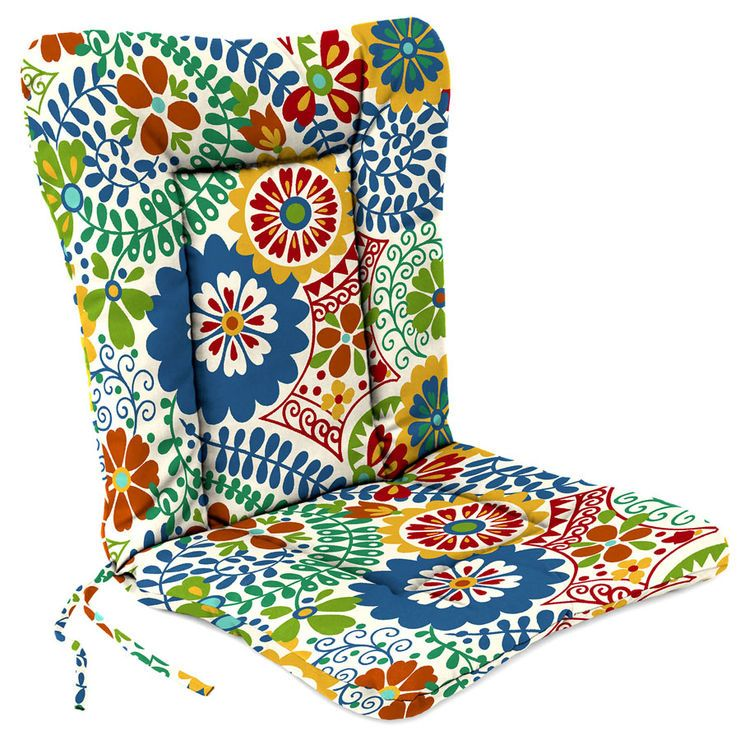 Luxury Multi Color Hinged Patio Cushion Outdoor Seating Outdoor