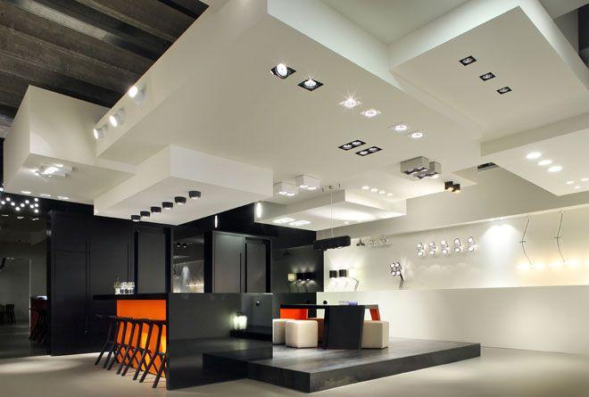 Showroom Modular Lighting Nederland Lighting Showroom Shop