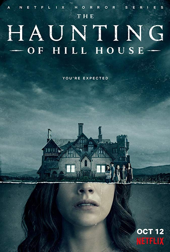 Latest Posters House On Haunted Hill Netflix Horror Netflix Home