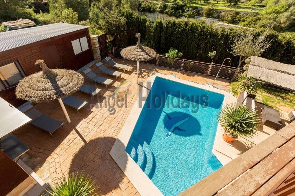 Belle maison de village dans le nord-est de Majorque - 10 minutes en - Air Conditionne Maison Prix