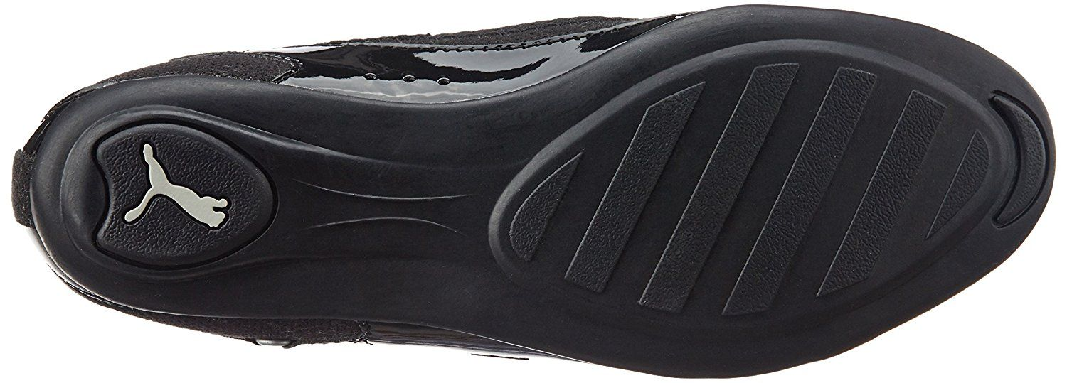 Puma Women s Bixley Glamm Black and Black Sneakers - 6 UK India (39 EU)   Amazon.in  Shoes   Handbags c2a5a3d085