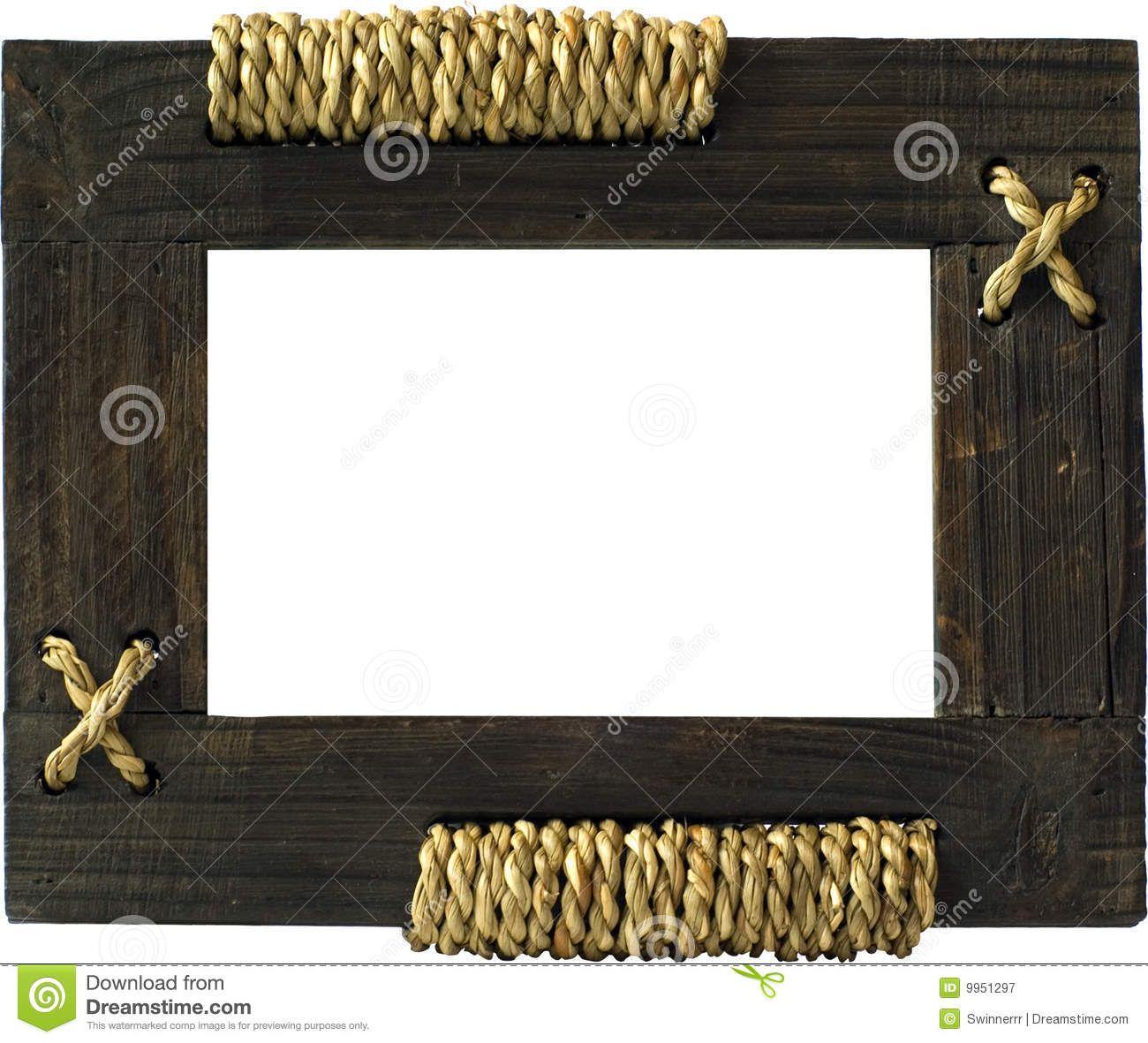Resultado de imagen para marcos etnicos rusticos | Marcos rusticos ...