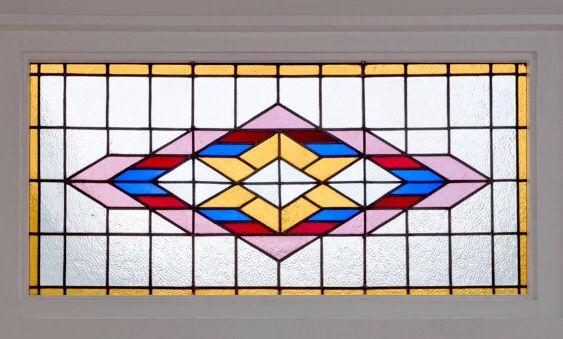Glas in lood patroon idee