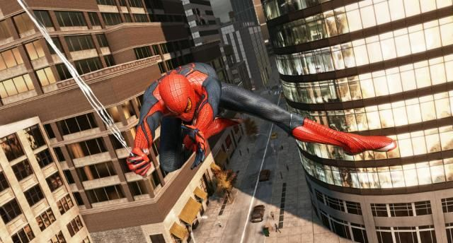"""""""Amazing Spider-Man"""" and """"Spec Ops: The Line"""" new in games this week."""