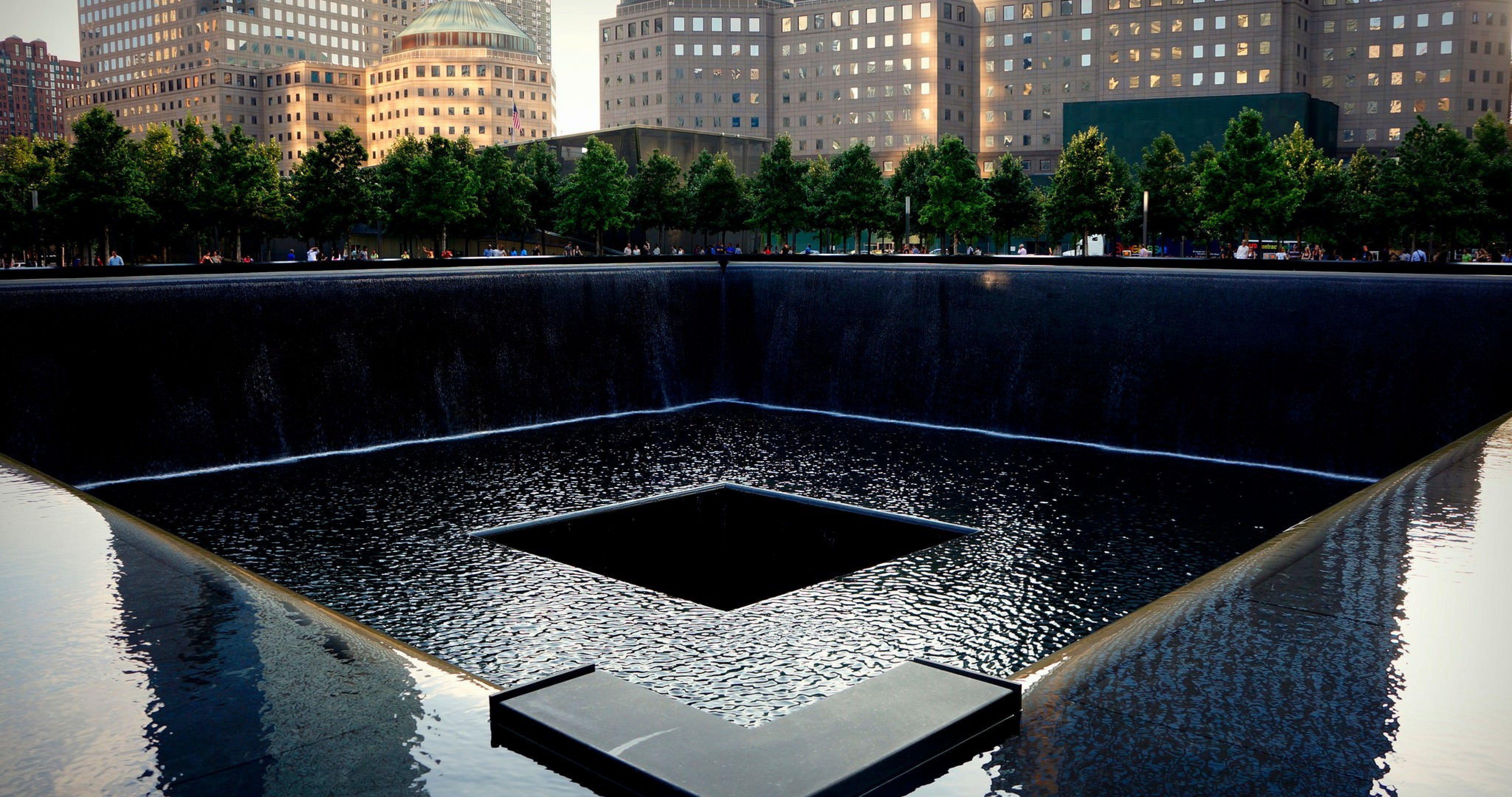 National September 11 Memorial 4k Ultra Hd Wallpaper Hd Wallpaper September 11 Memorial Wallpaper