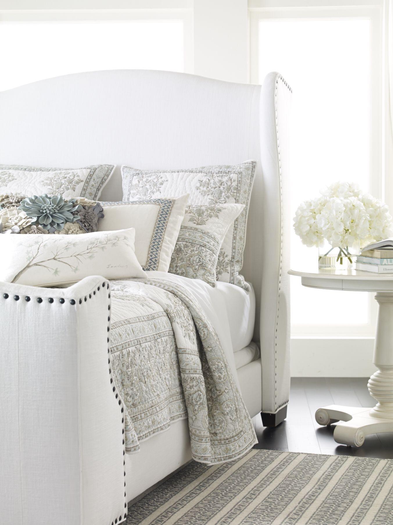 Master bedroom new design  Kayla Bed  B E D S  Pinterest  Bedrooms Closet designs and