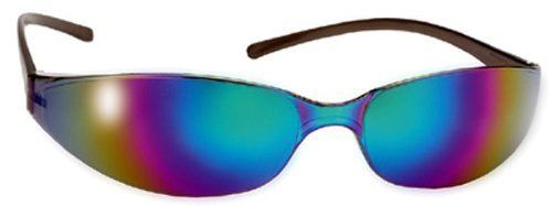 ce81bcf12051 Pacific Coast Skinny Joes Slim Glasses (Black Frame Color Mirror Lens) by  Pacific